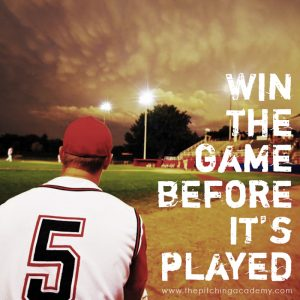 Win the Game Before Its Played