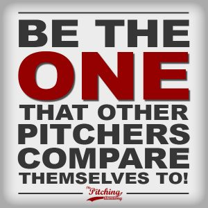 Baseball Motivation, Baseball Quote, Be the One