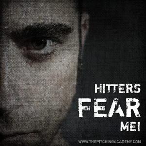 Baseball Motivation, Baseball Quote, Hitters Fear Me