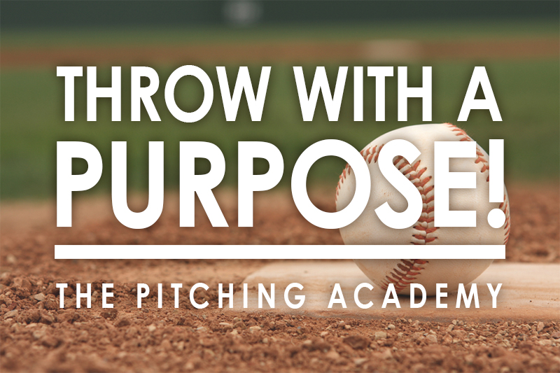 3 Steps How To Throw Pitches The Pitching Academy