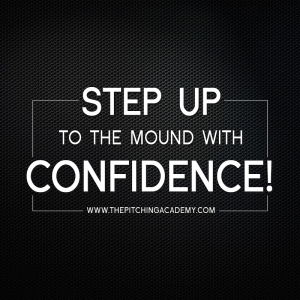 Baseball Motivation, Baseball Quote, Sport Quote, Step up to the mound with confidence