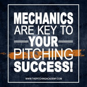 Baseball Quote, Baseball Motivation, Sport Quote, Mechanics are Key to Your Pitching Success