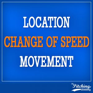 baseball quote, baseball motivation, location change of speed movement