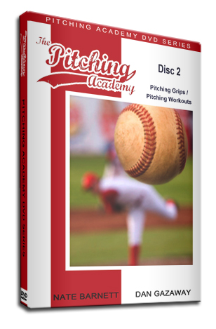 Disc Two: Pitching Grips / Pitching Workouts
