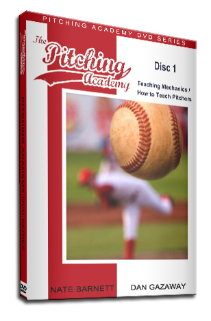 Disc One: Pitching Mechanics / How to Teach Pitchers